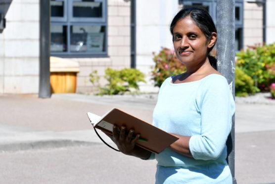 Dr Tara Shivaji a Public Health Consultant with NHS Grampian has praised the Covid-19 testing regime