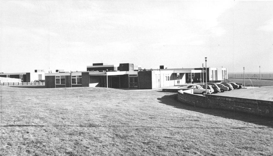 Upper Westfield Primary School in 1987
