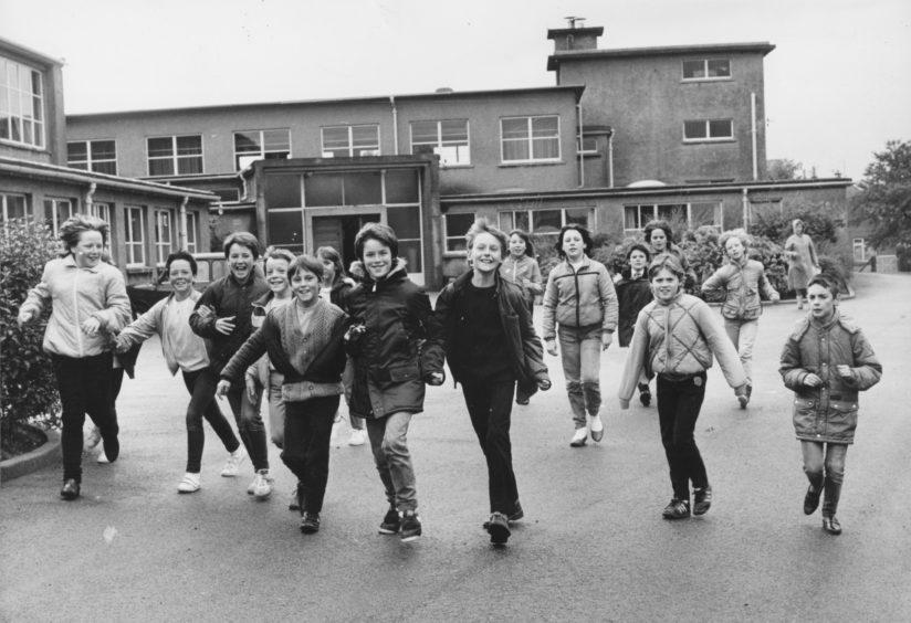 Westerton School in 1984