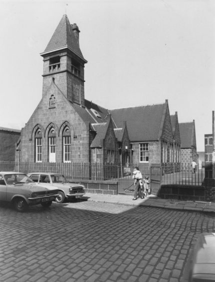 The York Street Nursery pictured in 1983.
