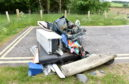 Fly-tipping on Redmoss Road has been condemned by local councillors