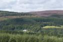 The Kildrummy estate near Alford