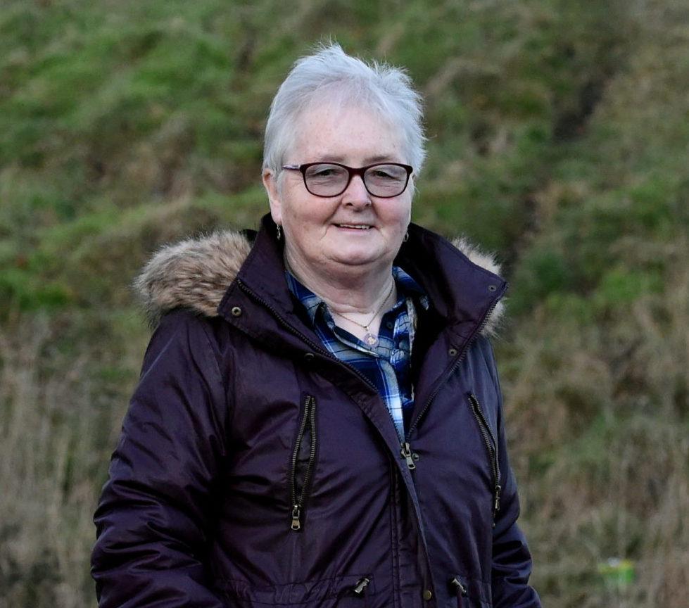Councillor Yvonne Allan