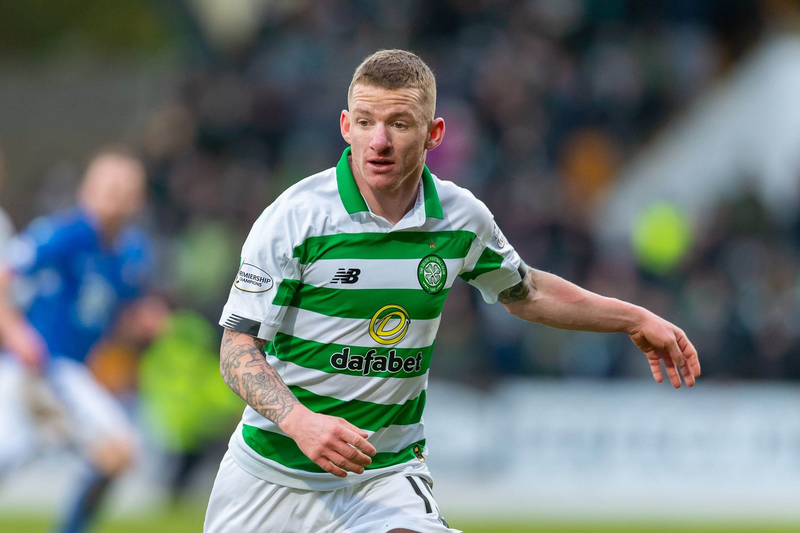 Jonny Hayes played left-back for Celtic, but McInnes has backed him to perform in any role.