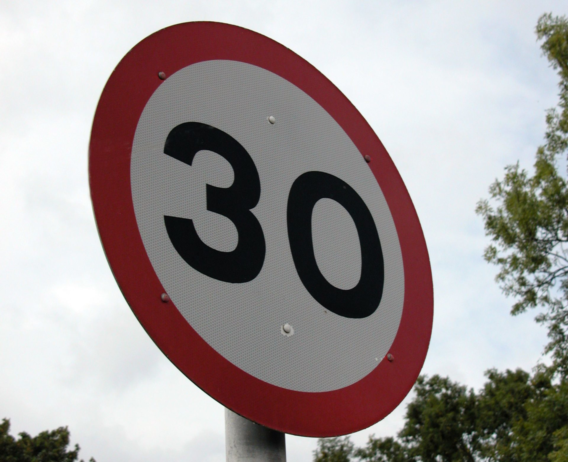 A 30mph speed limit is currently in place on the B993 St Marnan Road in Torphins
