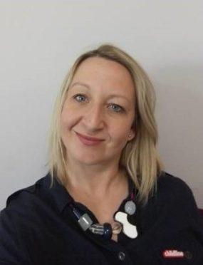 Leanna Ferries, Aberdeen Childline manager