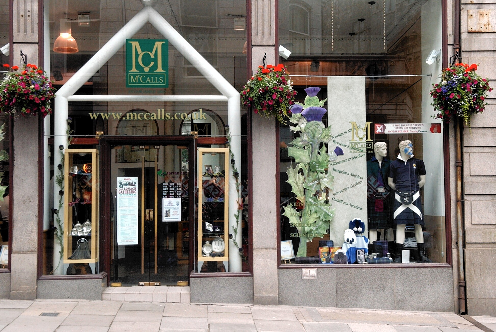 McCalls on Bridge Street
