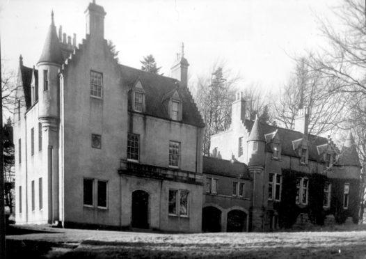 Tertowie House