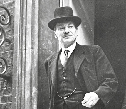 Clement Attlee, prime minister from 1945 to 1951