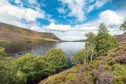 Loch Muick in Aberdeenshire.; Shutterstock ID 352088951; Purchase Order: -