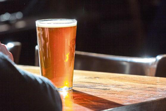Bennachie Lodge are shutting their inside pub