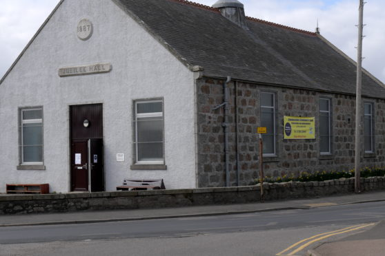 Portlethen's Coronavirus Community Care group will be moving out of Jubilee Hall on Friday