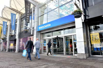 Bon Accord Centre, Union Square and Trinity Centre welcomed customers for the first time since lockdown eased