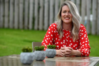 Gillian Buckley launched her personal development business Direction Coaching earlier this year