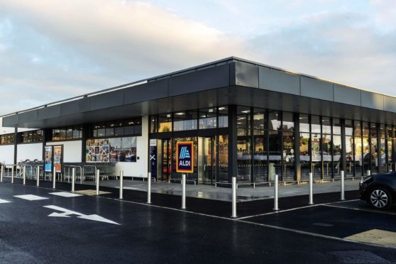 Aldi hopes to open four new stores in the north-east