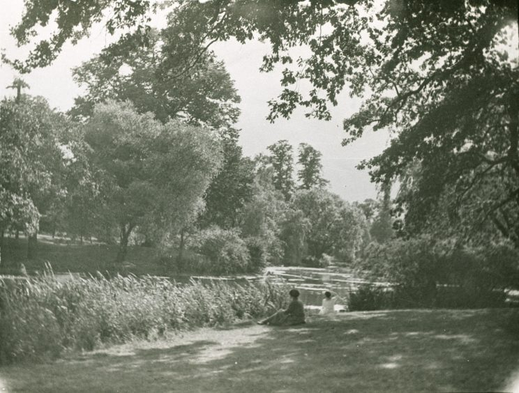 The estate of Seaton, including mansion house, was acquired by Aberdeen Town Council in 1947. The grounds were purchased from Major M. V. Hay for £18,000. The Council then created the much-loved park we know today. Its location on the banks of the River Don adds to its scenic appeal.