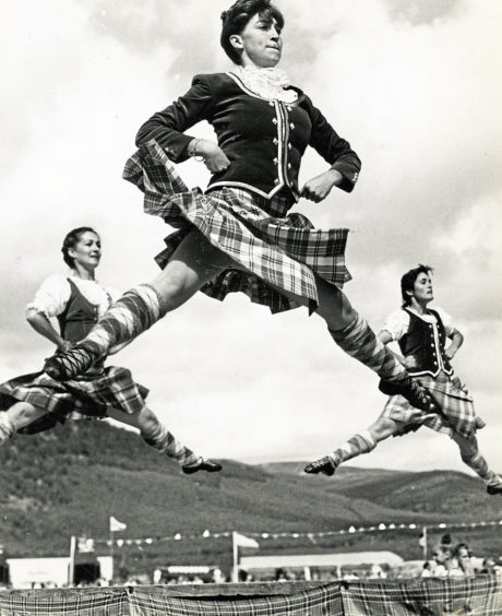 1988: Crowds flocked to sun soaked Ballater yesterday for the 115th annual Highland Games. Only one brief shower marred the otherwise perfect afternoon at Montaltrie Park - the site of the event for the last 99 years.