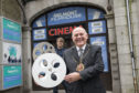 Colin Farquhar, head of cinema operations, Belmont Filmhouse and Lord Provost of Aberdeen Barney Crockett