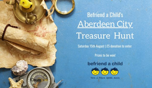 Befriend a Child will run the event on Saturday August 15