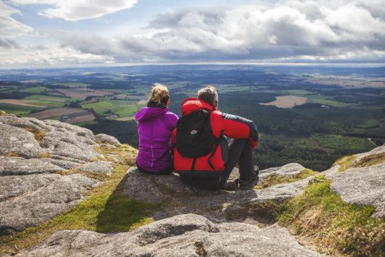 Peak of Bennachie
