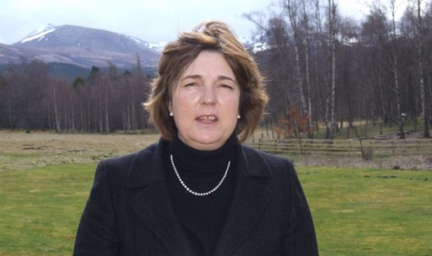 Geva Blackett has resigned as deputy convener of the Cairngorms National Park Authority
