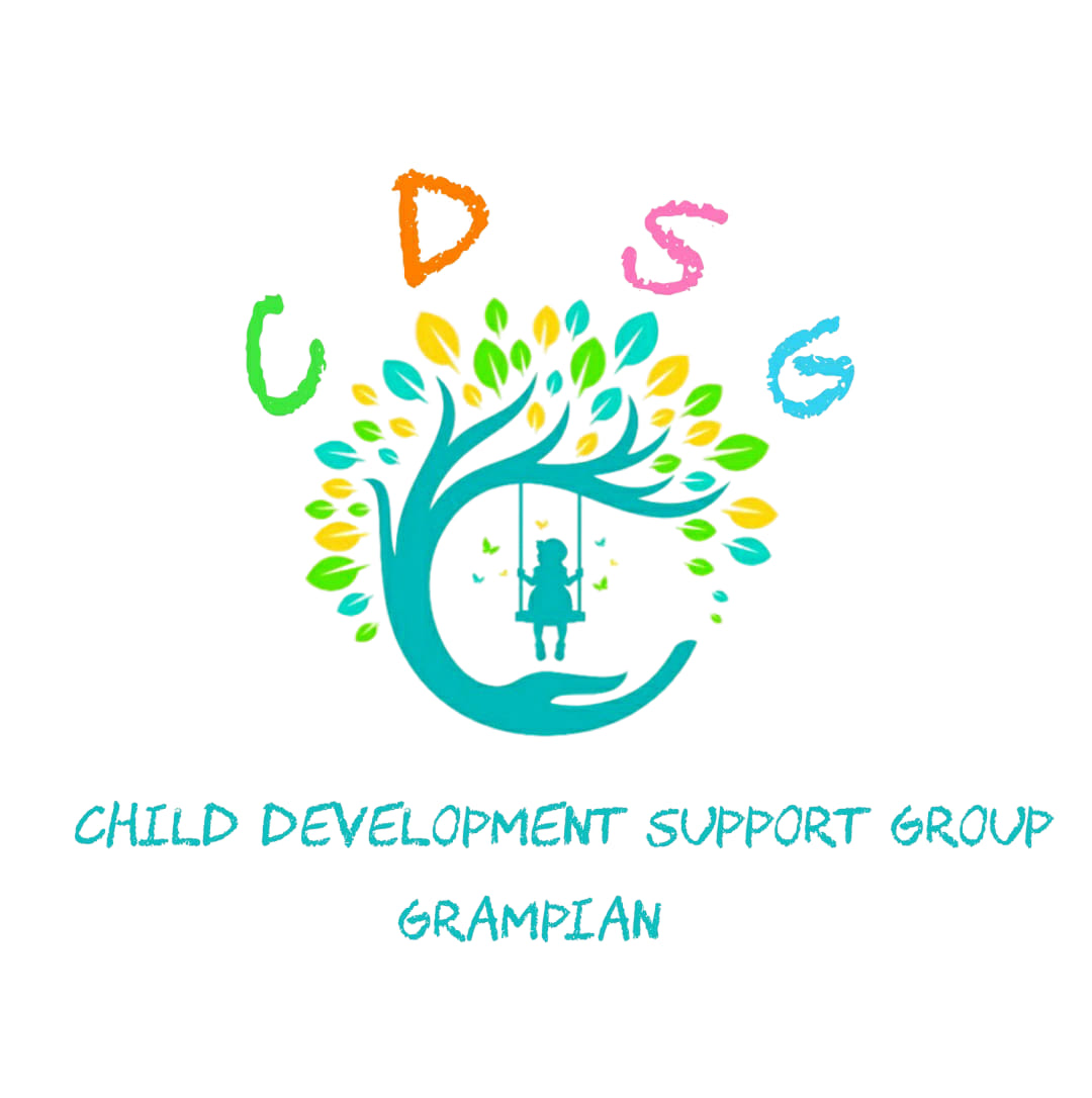 Lyn launched the Child Development Support Group Grampian in June last year.