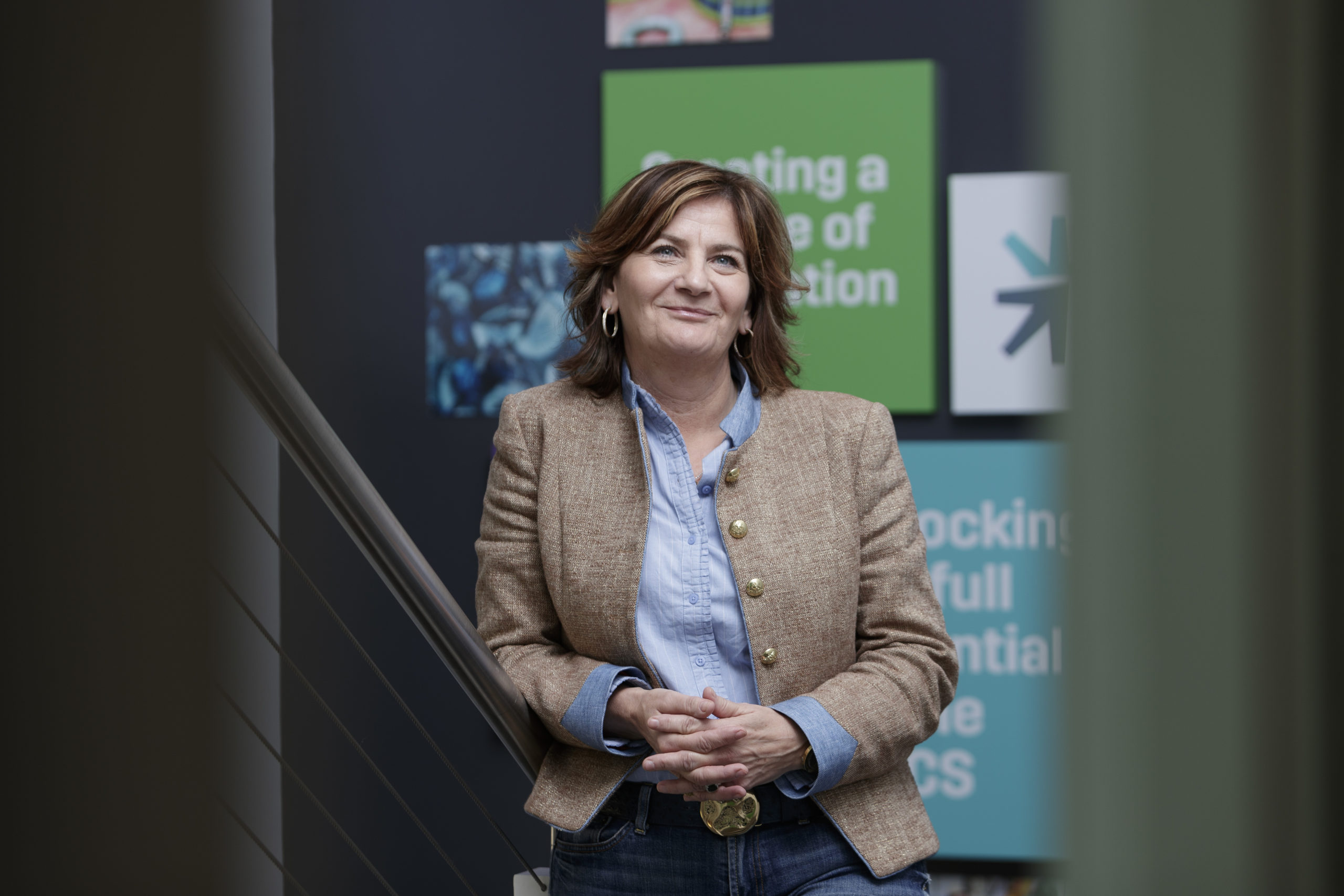 Colette Cohen OBE, chief executive Officer for the Oil and Gas Technology Centre (OGTC)