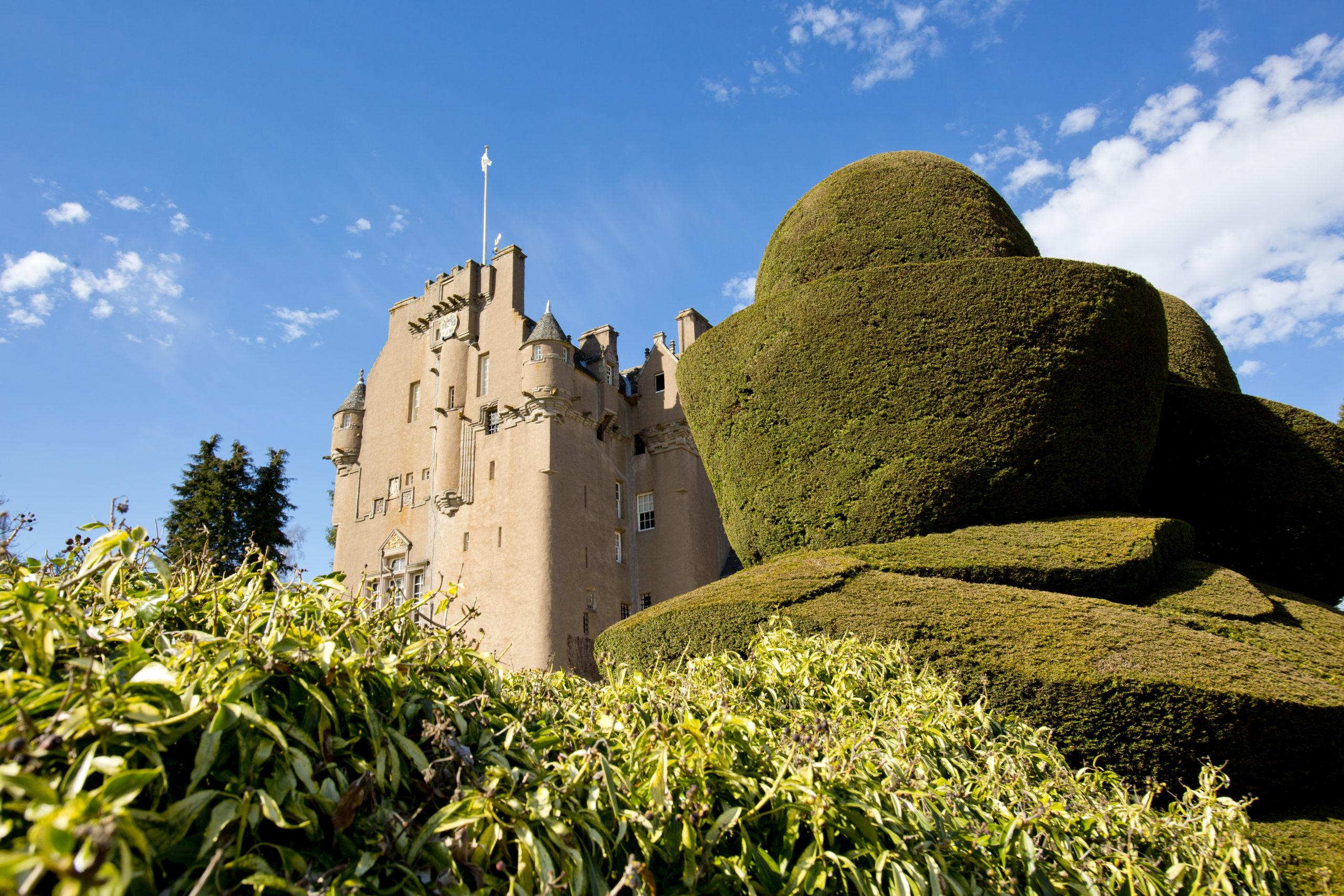 Crathes Castle, Garden & Estate