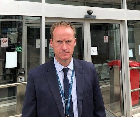 Detective Chief Inspector Alan Armit