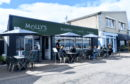 Molly's Cafe Bar in Stonehaven. Picture by Chris Sumner