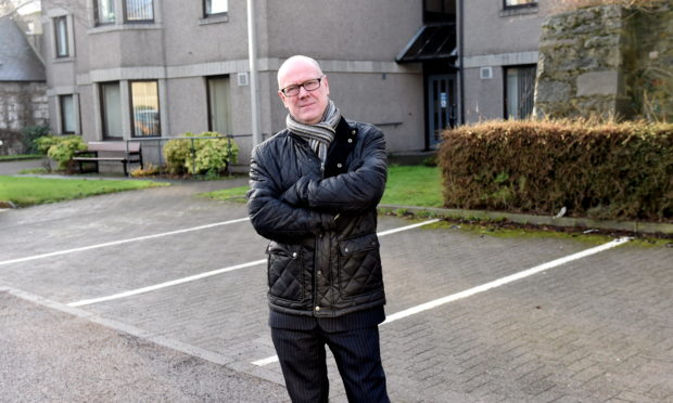 Kevin Stewart has offered his support for students living in Aberdeen Central