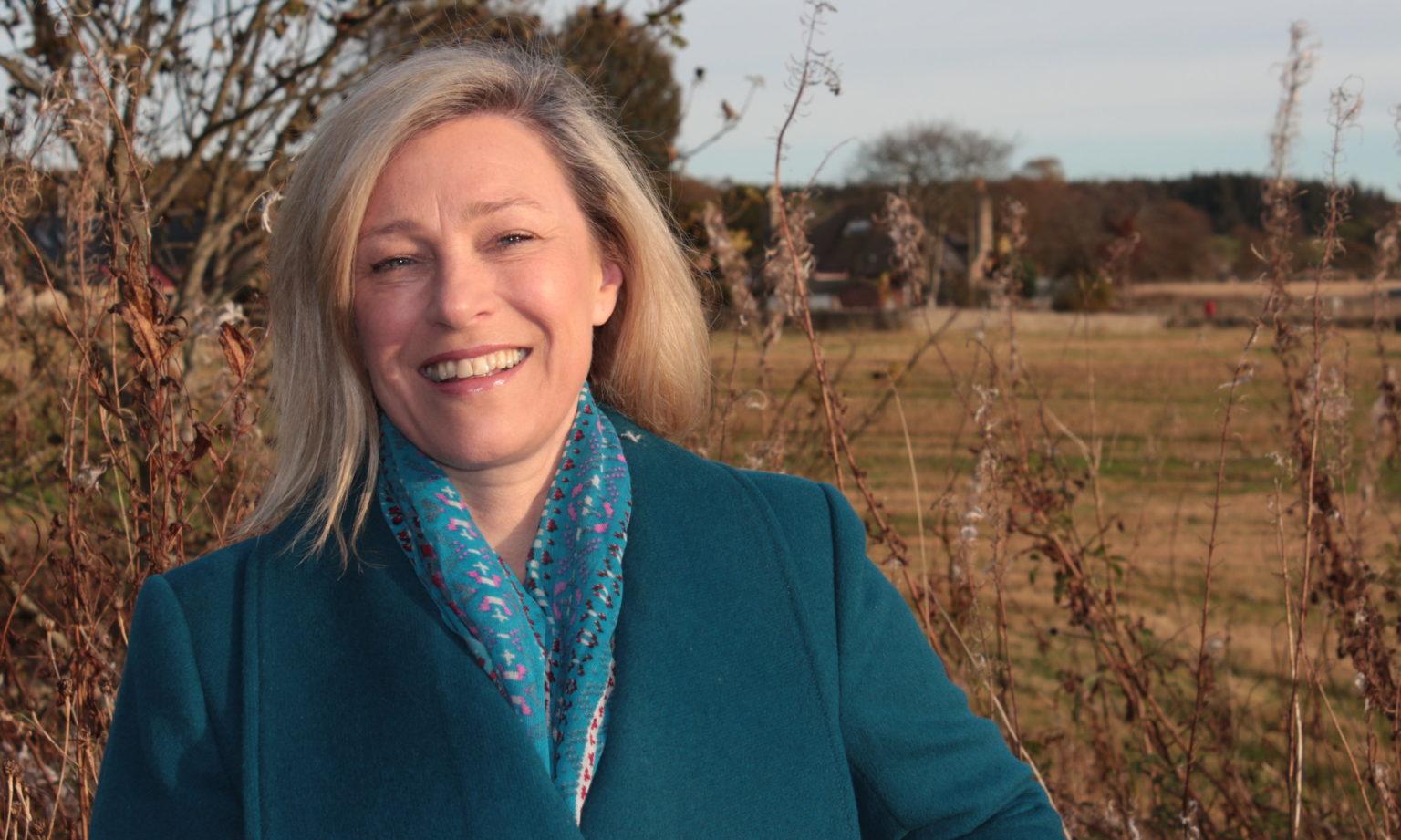 Aberdeenshire East MSP Gillian Martin