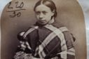 One of the criminals highlighted in the Criminal Portraits blog, Jane Wotherspoon or McIntyre. Image courtesy of Aberdeen and Aberdeenshire Archives