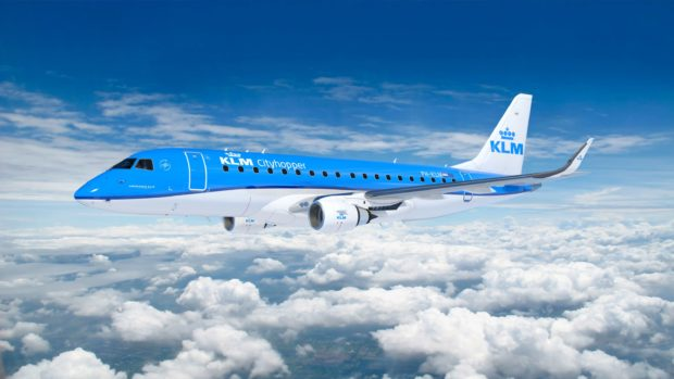 KLM is to increase the flights from Aberdeen to Amsterdam from Monday, while bus services will also increase in the north-east