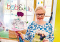 Lisa Durward, owner of Bob and Lulu, has paired up with AberNeccesities for a charity campaign