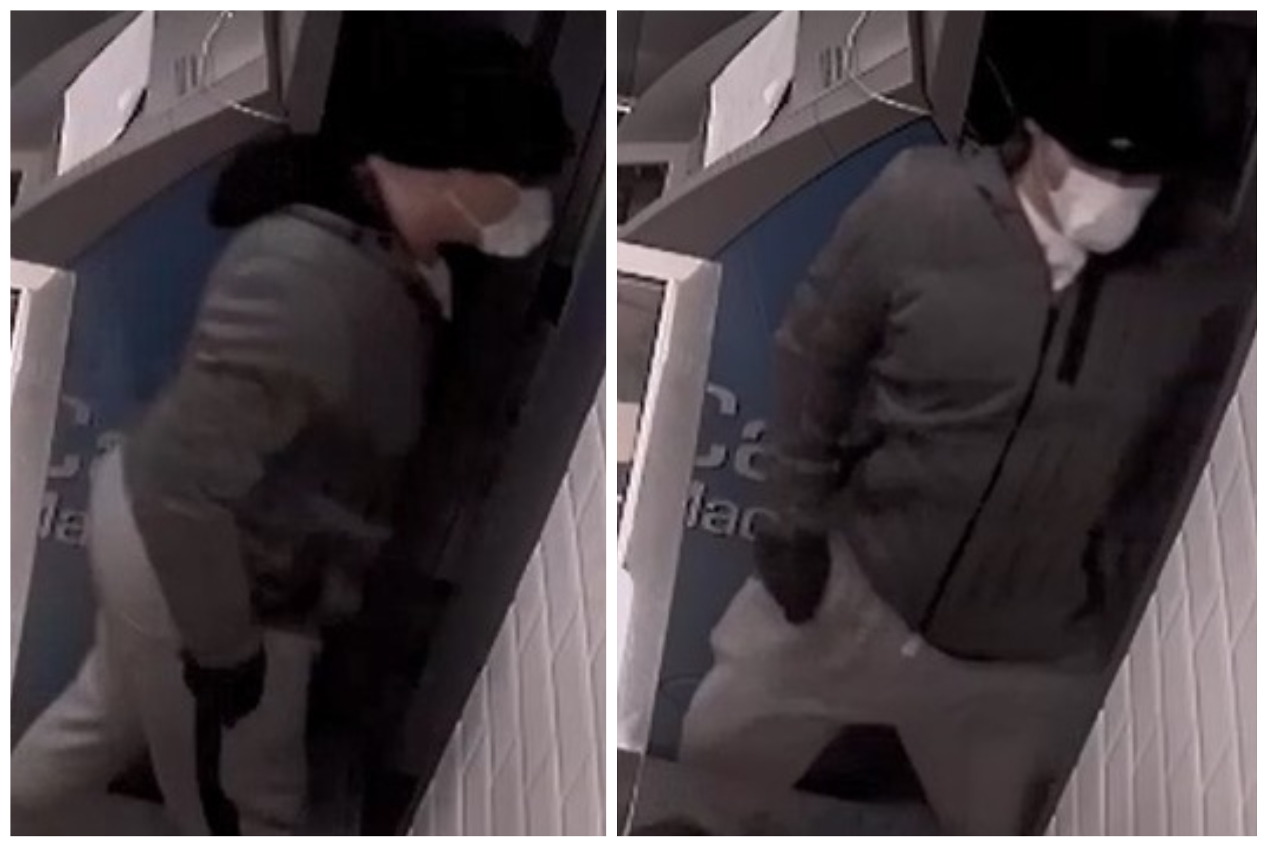 Police have released CCTV footage of a man they wish to speak to