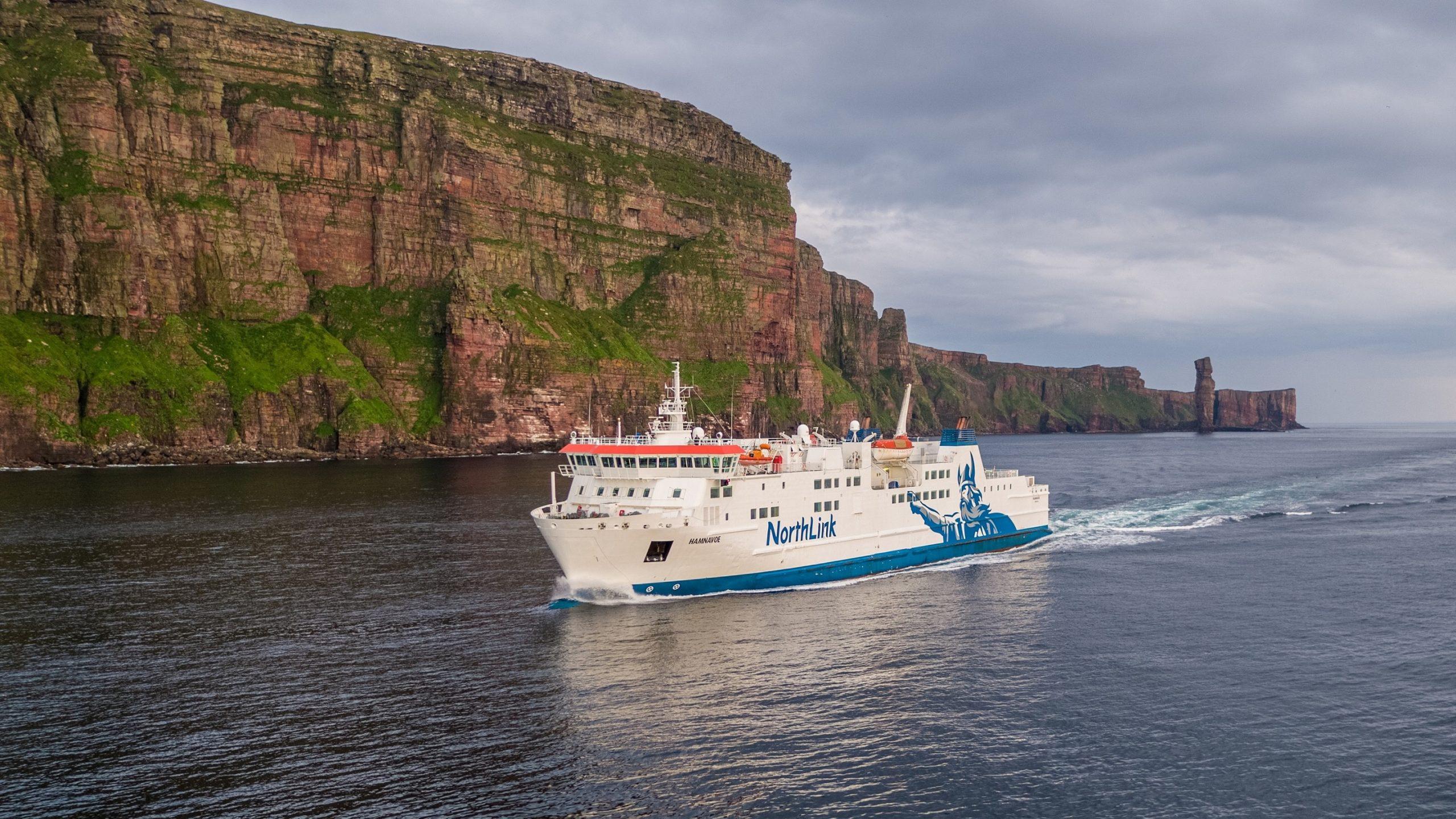 Serco Northlink Ferries' MV Hamnavoe