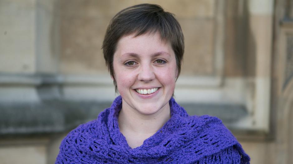 SNP MP Kirsty Blackman.