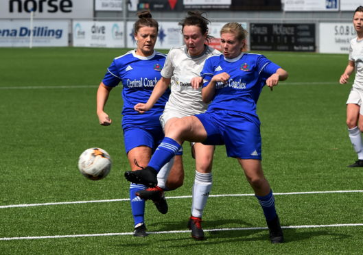 Cove Rangers Women will no longer play in the new Championship (North) season.