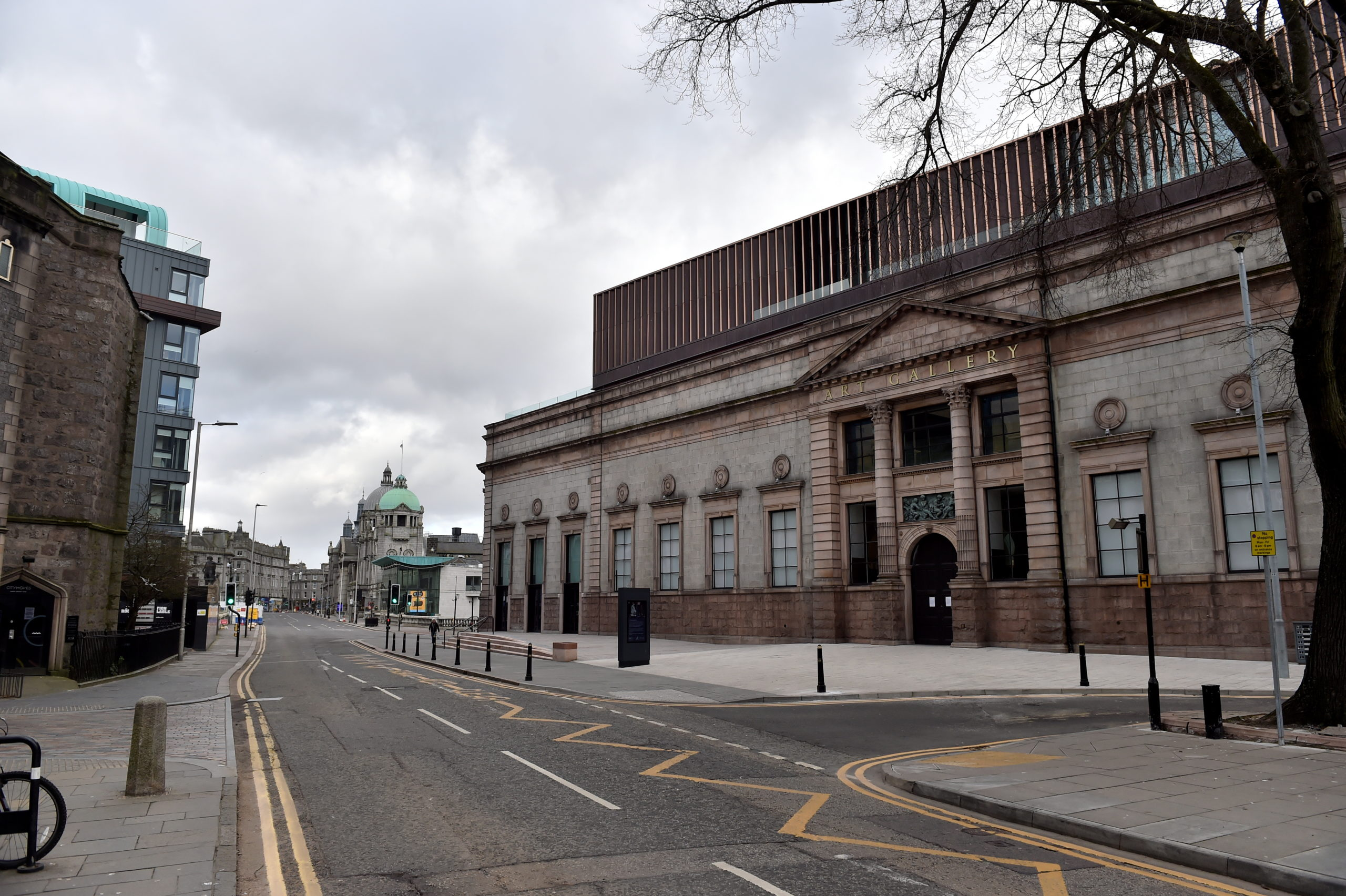 Aberdeen Art Gallery will host a prestigious event next year