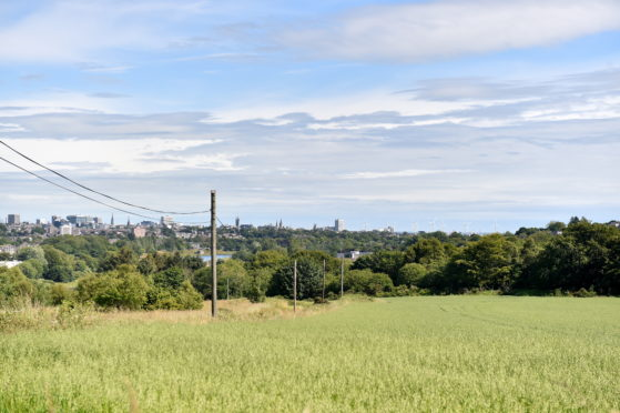 Aberdeenshire Council has raised concerns over the Royal Devenick Park site, south of Deeside Brae