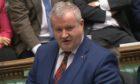 SNP Westminster leader Ian Blackford.