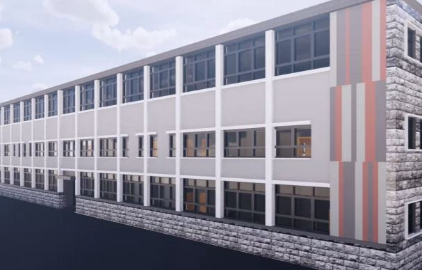 How Turriff Academy could look once the work is complete