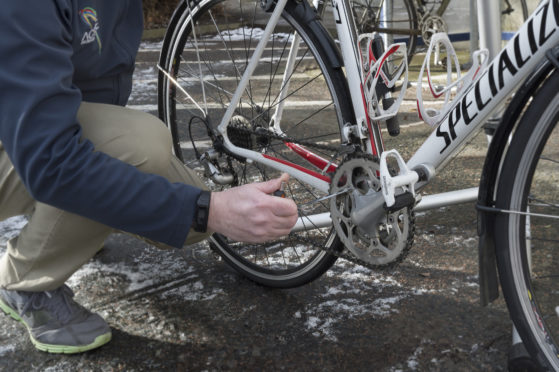 Dr Bike is coming to Huntly