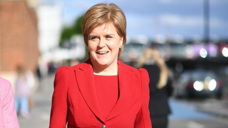 Nicola Sturgeon made the claim repeatedly.
