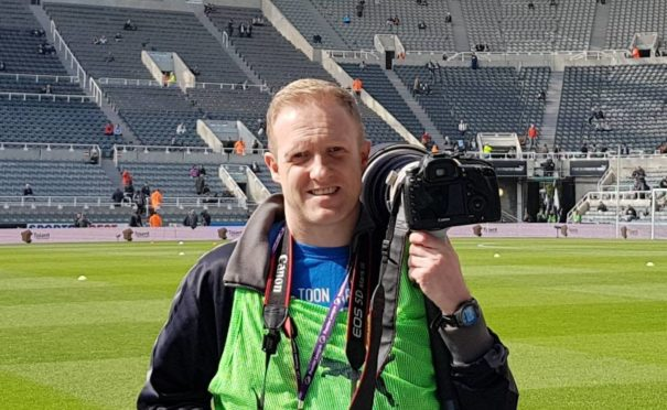 AFC photographer Stephen Dobson has turned his attention to the club's fans during lockdown.