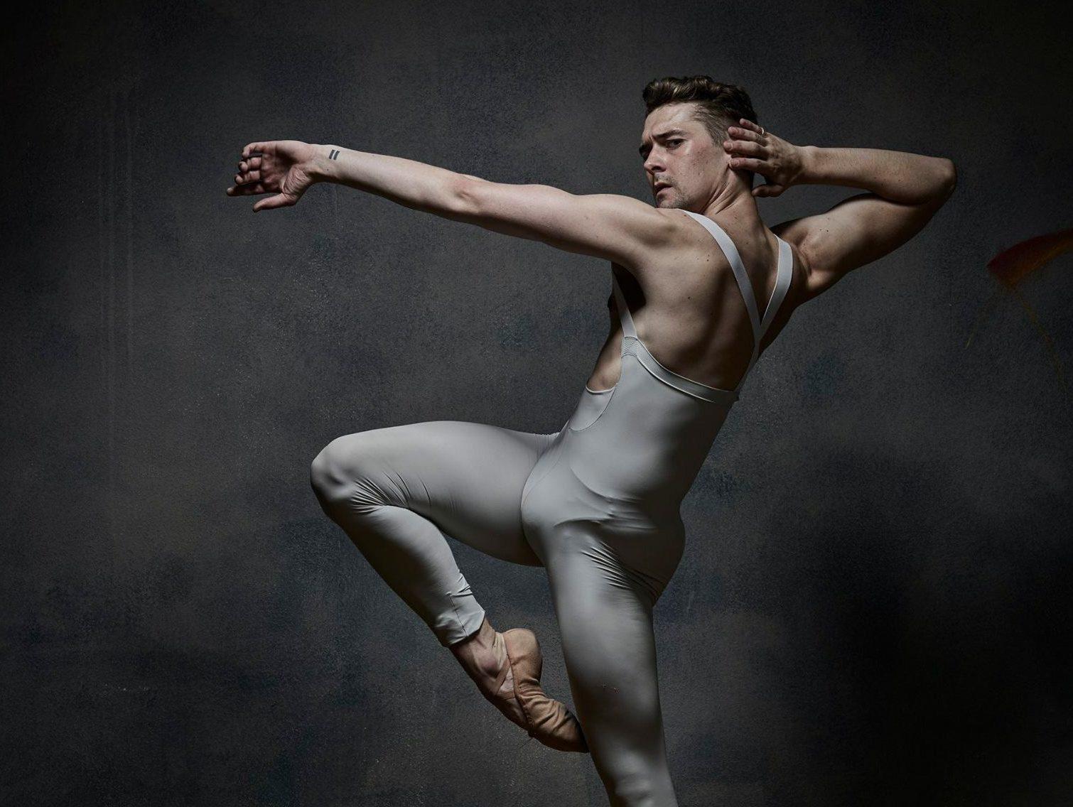 Aberdeen-born dancer Greig Matthews is set to take part in a digital performance at DanceLive 2020