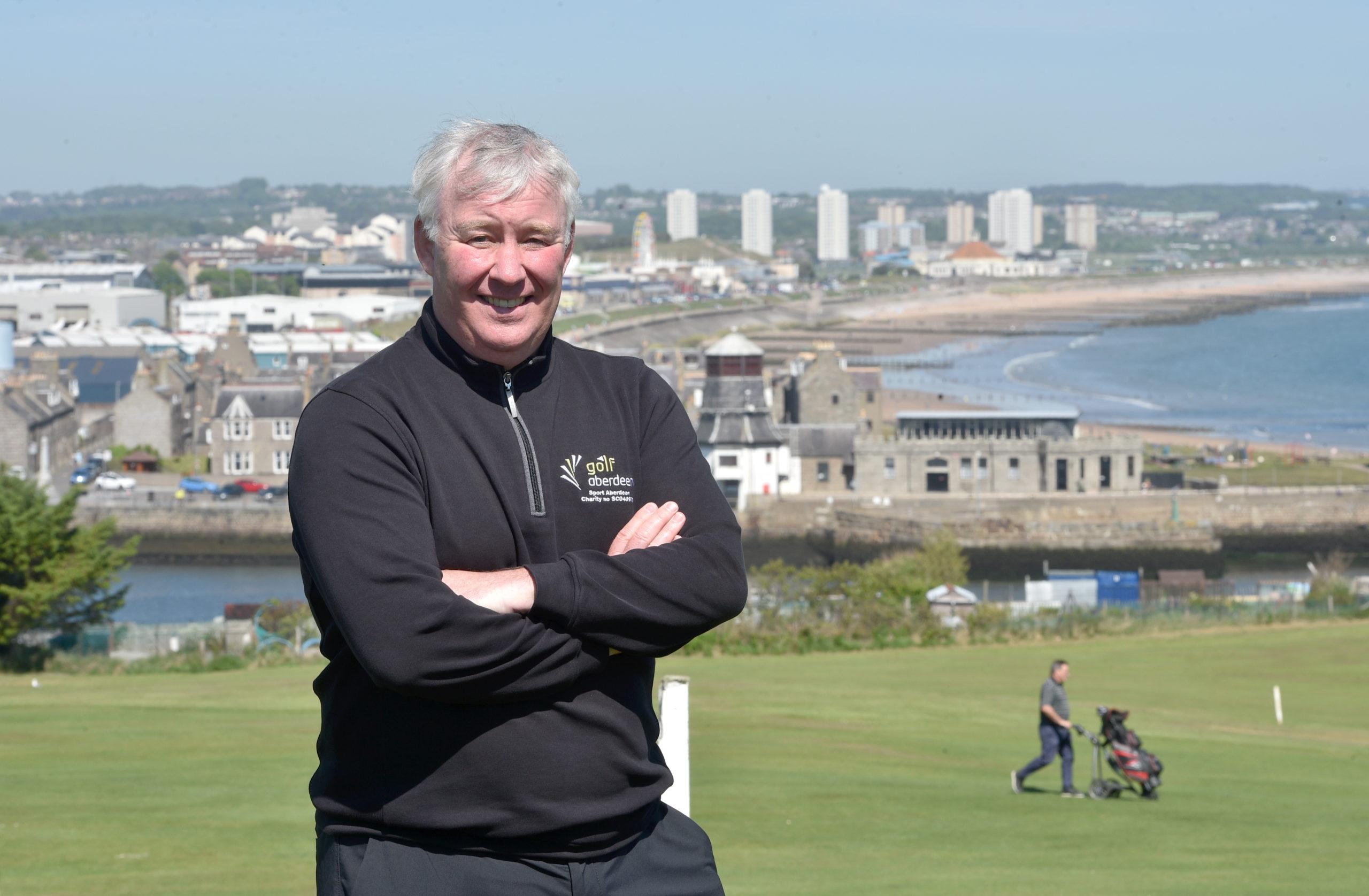 Sport Aberdeen Managing Director Alastair Robertson