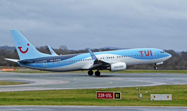 TUI is cancelling summer chartered services from Aberdeen to Spain, Turkey and Rhodes until October