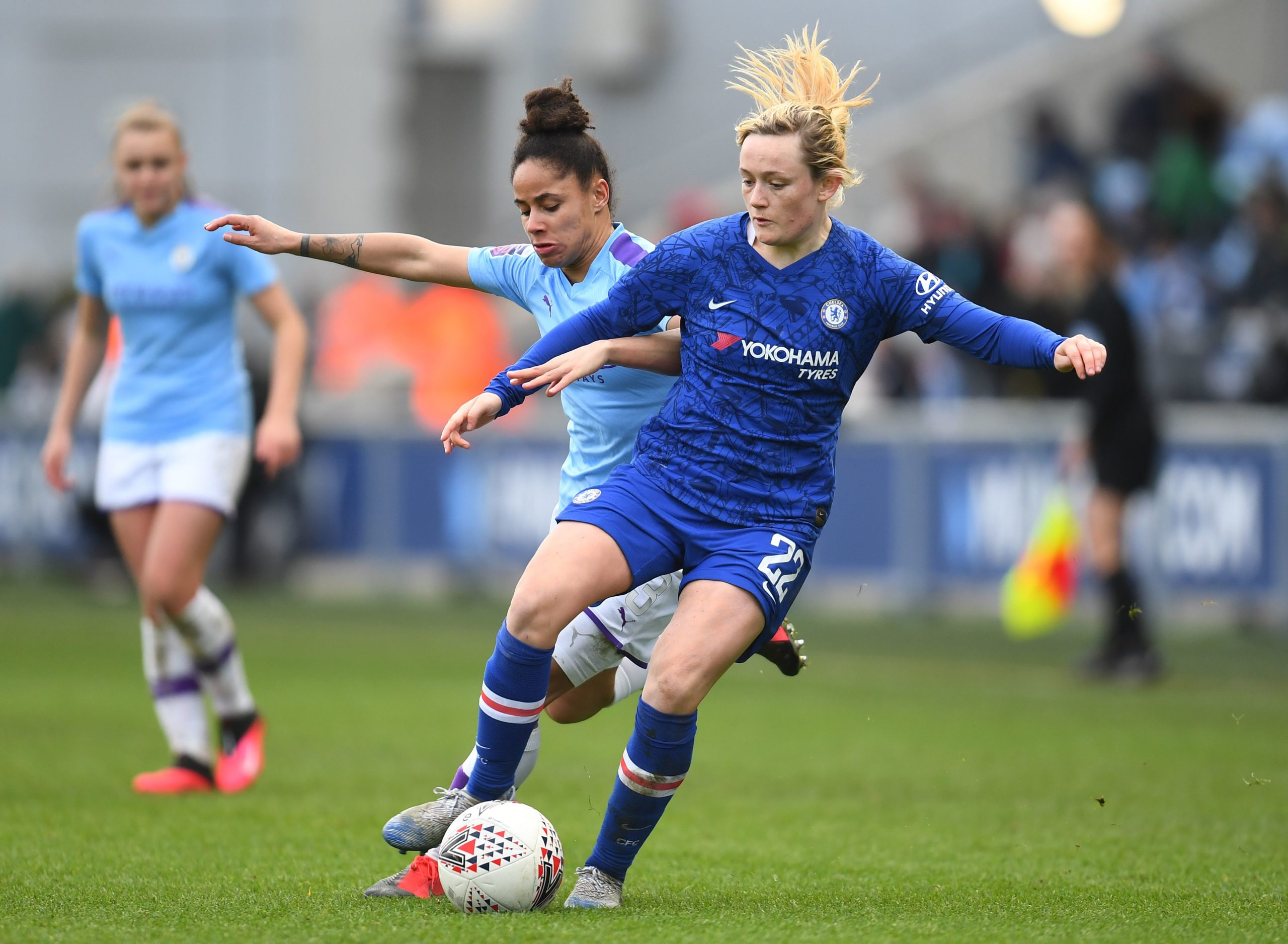 Fundingg from the English Premier League may help the Women's Super League